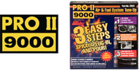 3 Step PRO II 9000 Air & Fuel System Tune-Up. Click on the picture.